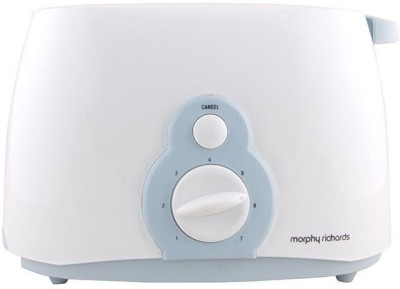 Morphy Richards 2 Slice Pop-up Toaster AT 202 Pop Up Toaster