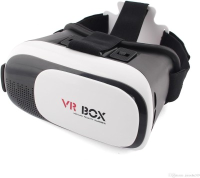Piqancy Vr Box 2Nd Generation Enhanced Version Reality Cardboard 3D Video Glasses Headset For All Android