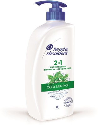 Head & Shoulders Cool Menthol 2-in-1 Shampoo + Conditioner
