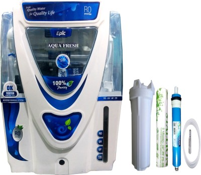 Aqua Fresh Epic Model 15 L RO + UV + UF + TDS Water Purifier