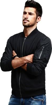 Fanideaz Full Sleeve Solid Men Jacket