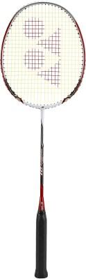 Yonex Nanoray D1 White Strung Badminton Racquet