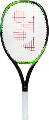 Yonex T Rqts E Zone Green Strung Tennis Racquet