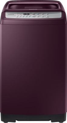 Samsung 7.5 kg Fully Automatic Top Load Washing Machine Maroon