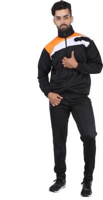 HPS Sports Solid Men Track Suit