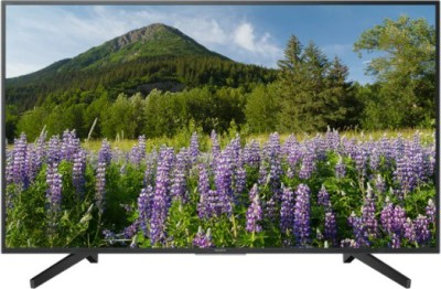 Sony 123.2cm (49 inch) Ultra HD (4K) LED Smart TV