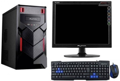 Assembled - (Pentium Dual Core/2 GB DDR2/320 GB/Free DOS/512 MB)