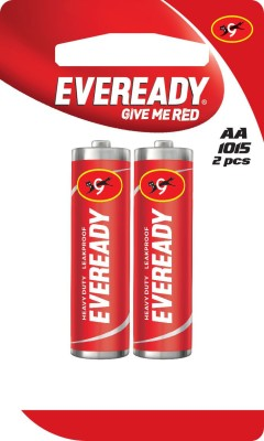 Eveready Give Me Red AA  Battery