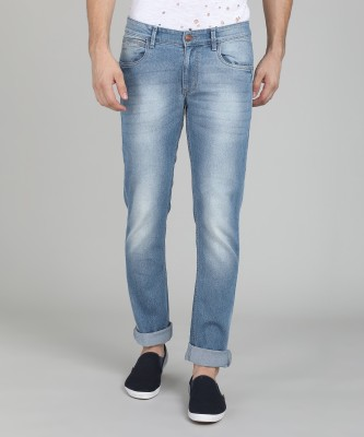 Numero Uno Slim Men Light Blue Jeans