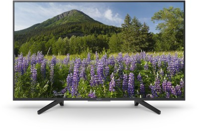 Sony X7002F 108cm (43 inch) Ultra HD (4K) LED Smart TV