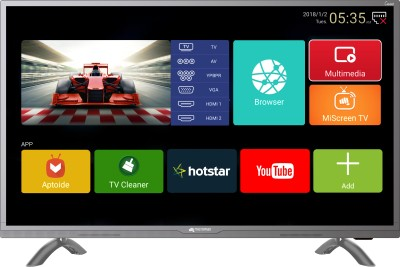 Micromax Canvas 127cm (50 inch) Full HD LED Smart TV 2018 Edition
