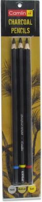 Camlin Charcoal Pencils