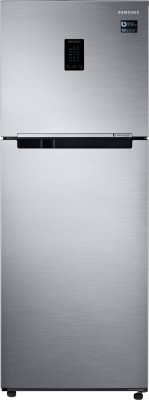 Samsung 324 L Frost Free Double Door 3 Star Convertible Refrigerator