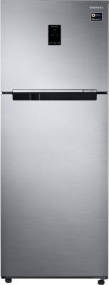 Samsung 415 L Frost Free Double Door 4 Star Convertible Refrigerator