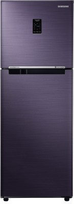 Samsung 253 L Frost Free Double Door 2 Star Convertible Refrigerator