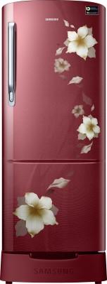 Samsung 215 L Direct Cool Single Door 3 Star Refrigerator