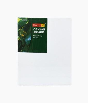 Camel Regular Cotton Acrylic Coated Board Canvas (Set of 1)