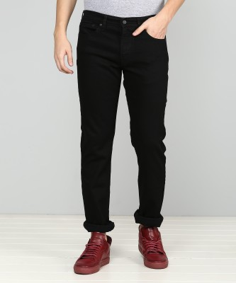 Levi's Slim Men Black Jeans
