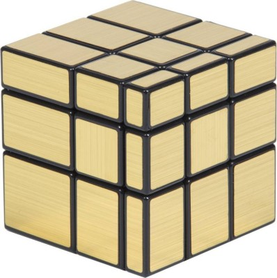 Miss & Chief Golden Mirror High Speed Rubik Magic Cube