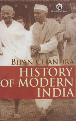 History Of Modern India By Vipin Chandra,Best For Civil Services Exam,PSC,UPSC Exam (Best Book For IAS,IPS,IFS,UPSC,PSC,Civil Services Exam,UGC-Net And All Indian Govt Exam,ias Preparation Books)(English Medium,Bipin Chandra,IAS,Civil Services,PaperBack)