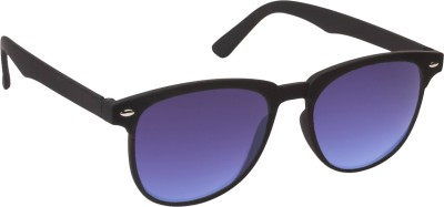 Gansta Clubmaster Sunglasses