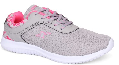 Sparx Women SL-124 Grey Pink Running Shoes For Women