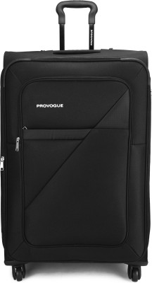 Provogue A4W1-78-BLACK TPG Expandable  Check-in Luggage - 30 inch