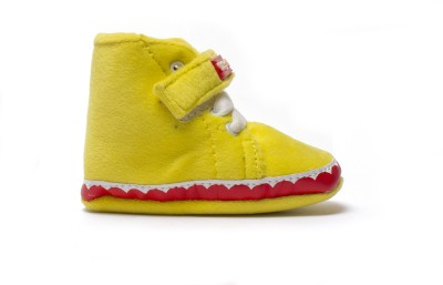Miss & Chief Boys & Girls Velcro Sneakers