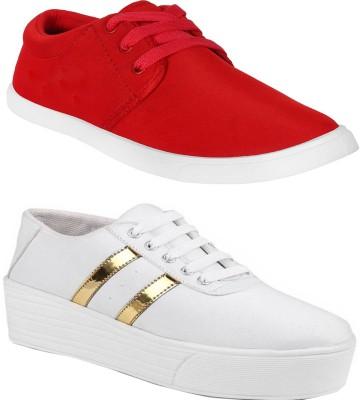 Super Matteress Combo(SR)-1062-993 Sneakers For Women