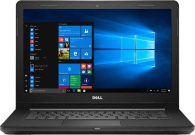 Dell Inspiron 14 3000 Series Core i3 7th Gen - (4 GB/1 TB HDD/Windows 10 Home) 3467 Laptop