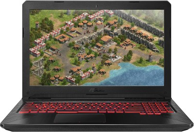 Asus TUF Core i5 8th Gen - (8 GB/1 TB HDD/128 GB SSD/Windows 10 Home/4 GB Graphics) FX504GE-E4366T Gaming Laptop