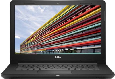 Dell Inspiron 14 3000 Series Core i3 7th Gen - (4 GB/1 TB HDD/Linux) 3467 Laptop