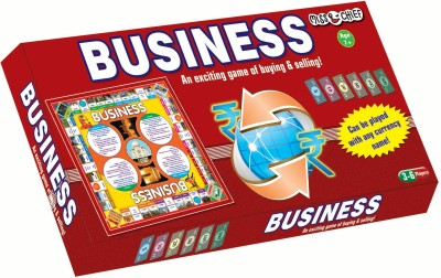 Miss & Chief Business Board Game