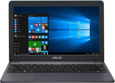 Asus Vivo Celeron Dual Core - (2 GB/32 GB EMMC Storage/Windows 10 Home) E203MA-FD014T Thin and Light Laptop