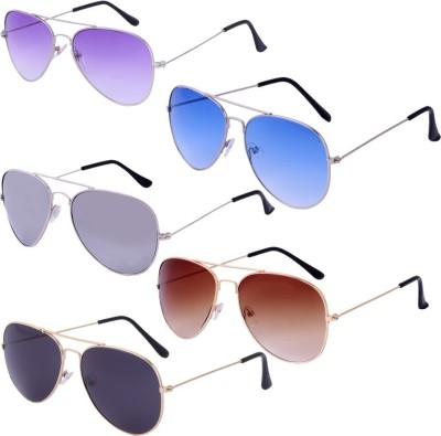 Amour Propre Aviator Sunglasses