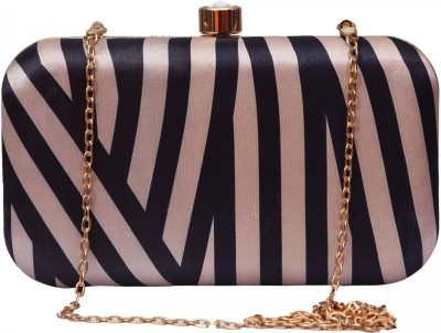 sugarcrush Party, Casual Brown, Black  Clutch