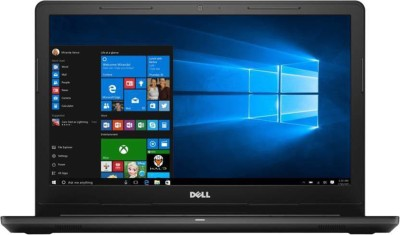 Dell Inspiron 15 3000 Core i3 6th Gen - (4 GB/1 TB HDD/Windows 10 Home) 3567 Laptop