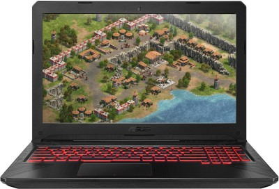 Asus TUF Core i5 8th Gen - (8 GB/1 TB HDD/Windows 10 Home/4 GB Graphics) FX504GD-E4021T Gaming Laptop