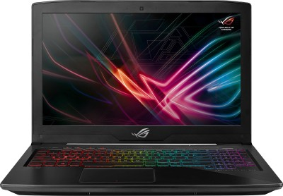 Asus ROG Strix Core i7 8th Gen - (8 GB/1 TB HDD/128 GB SSD/Windows 10 Home/4 GB Graphics) GL503GE-EN041T Gaming Laptop