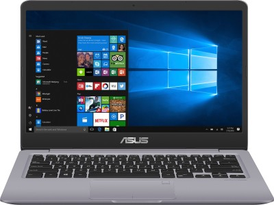 Asus VivoBook S14 Core i3 8th Gen - (8 GB/1 TB HDD/256 GB SSD/Windows 10 Home) S410UA-EB797T Laptop