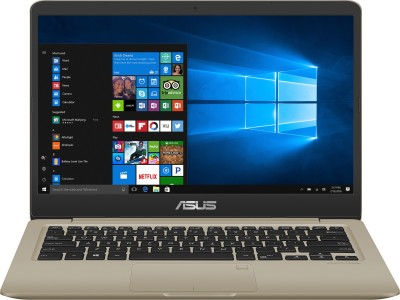 Asus VivoBook S14 Core i3 8th Gen - (8 GB/1 TB HDD/256 GB SSD/Windows 10 Home) S410UA-EB796T Laptop