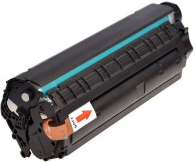 FRONTZONE Q2612A / 12A / 2612 Toner cartridge For HP Laserjet 1012 , 1020 , 1020 Plus , 3030 , 1010 , 1015 , 1018 , 1022 , 1022n , 1022nw , 1022nxi , 3015 , 3020 , 3050 , 3050z , 3052 , 3055 , M1300 , M1319f Printer FP Single Color Ink Toner