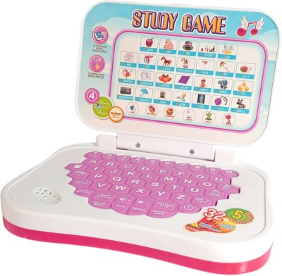 Miss & Chief Polly Pocket Learning Laptop