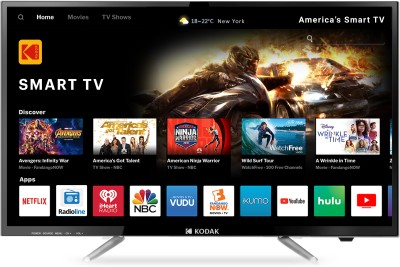 Kodak XSMART 80cm (32 inch) HD Ready LED Smart TV