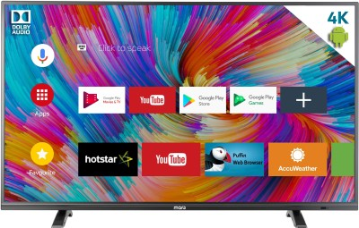 MarQ by Flipkart Dolby Certified Android 43 inch(109 cm) Ultra HD (4K) Smart LED TV