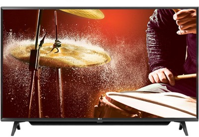 LG 109cm (43 inch) Ultra HD (4K) LED Smart TV