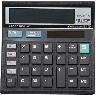 FLAME CT-512 Electronic Basic  Calculator