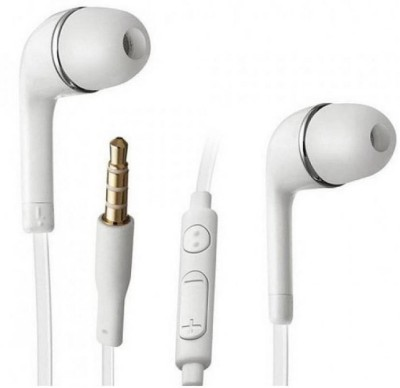 Gadget Zone EHV87VSFWE YR Earphone Headsets With Mic Wired Headset with Mic
