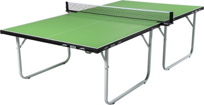 Stag Robust Green Top Stationary Indoor Table Tennis Table