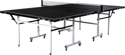 Stag Fun Line Black Top Rollaway Indoor Table Tennis Table